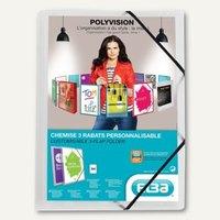 Artikelbild: Eckspannmappe Polyvision