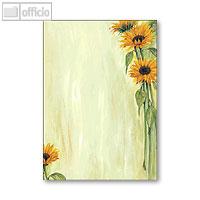 Artikelbild: Motiv-Papier Sunflower