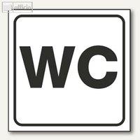 Artikelbild: Piktogramm WC