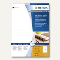 Artikelbild: Folien-Etiketten für Laserdrucker