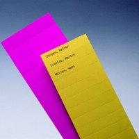 Artikelbild: Einsteckkarten für Magnetschienen/Höhe: 34 mm