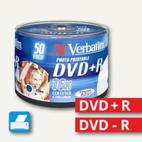 Artikelbild: DVD-Rohlinge
