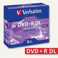 Artikelbild: DVD-Rohlinge DL Double-Layer