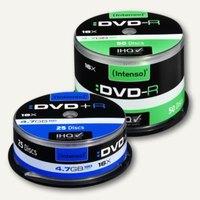 Artikelbild: DVD+R und DVD-R Rohlinge
