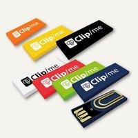 Artikelbild: USB-Sticks Clip/me