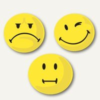 Artikelbild: Moderationskarten Gesichter