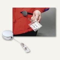Artikelbild: Ausweiskartenhalter CHROME