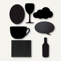 Artikelbild: Wand-Kreidetafeln Silhouette