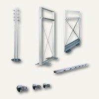 Artikelbild: Garderoben Opla aus Aluminium