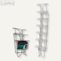Artikelbild: Wandprospekthalter für DIN A4