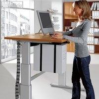 Artikelbild: Wellenmöbel UP&DOWN Arbeitstische Comfort