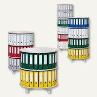 Artikelbild: Ordnerdrehsäulen - einzeln oder gesamt drehbar