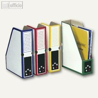 Artikelbild: Zeitschriftenboxen Karton DIN A4