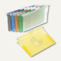 Artikelbild: PP-Hängemappen A4 mit CD Tasche