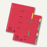 Artikelbild: Karton-Register DIN A4 Überbreite mit Organisationsdruck