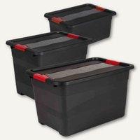 Artikelbild: Aufbewahrungsboxen eckhart - 12 / 24 / 52 Liter