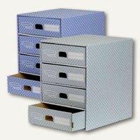 Artikelbild: Fellows BANKERS BOX STYLE Archiv-Schubladenboxen