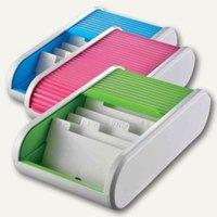 Artikelbild: Visitenkartenboxen Colours - A8