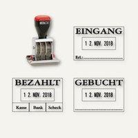 Artikelbild: Textplatten-Datumstempel
