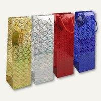 Artikelbild: Flaschen-Lacktragetaschen Holografie