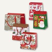 Artikelbild: Weihnachts-Geschenktüten aus Papier