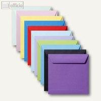 Artikelbild: Farbige Briefumschläge 170 x 170 mm