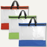 Artikelbild: Reißverschlusstaschen VELOBAG to go
