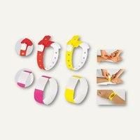 Artikelbild: Eventbänder Super Soft - neon