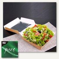 Artikelbild: Feinkostboxen pure aus Pappe/PLA