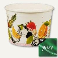 Artikelbild: Eisbecher Früchte pure aus Pappe