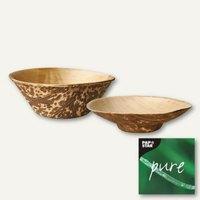 Artikelbild: Fingerfood-Schalen pure aus Bambus