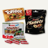 Artikelbild: Schokoladensnacks