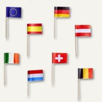 Artikelbild: Deko-Picker - Flaggen