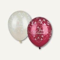 Artikelbild: Luftballons Just Married