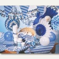 Artikelbild: Raumdekoration zum Oktoberfest - Bayrisch Blau