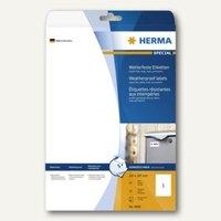 Artikelbild: Folien-Etiketten für InkJet-Drucker