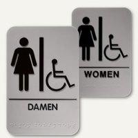 Artikelbild: Piktogramm Frauen (behindert)