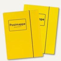 Artikelbild: Sammelmappe VELOCOLOR® mit Aufdruck Postmappe