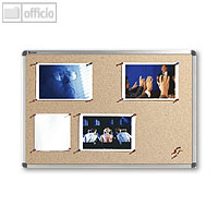 Artikelbild: Korktafel Elipse 60 x 45 cm