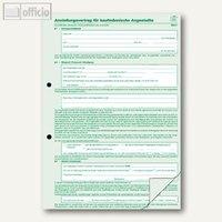 Artikelbild: Anstellungsvertrag kfm. Angestellte