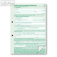 Artikelbild: Arbeitsvertrag gewerblich
