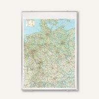 Artikelbild: Deutschlandkarte Straßen