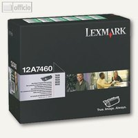 Artikelbild: Prebate-Toner schwarz für T630 / T632 / T634 - 5.000 Seiten