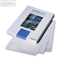 Artikelbild: Signolit Kopier-S/W-Laserdruckfolie SLG