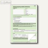 Artikelbild: Anstellungs-/Arbeitsvertrag gewerblich