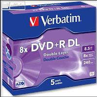 Artikelbild: Double Layer DVD+R DL
