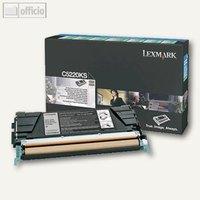 Artikelbild: C52X Rückgabe-Toner schwarz - ca. 4.000 Seiten
