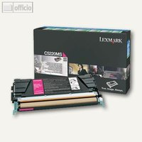 Artikelbild: C52X Rückgabe-Toner magenta - ca. 4.000 Seiten