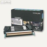 Artikelbild: C524 Rückgabe-Toner schwarz - ca. 8.000 Seiten