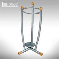 Artikelbild: Schirmständer aus Metall/Holz